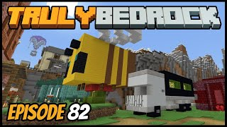Taking Over Shopping! - Truly Bedrock (Minecraft Survival Let's Play) Episode 82