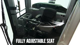 Volvo B-series soil compactors: control your comfort