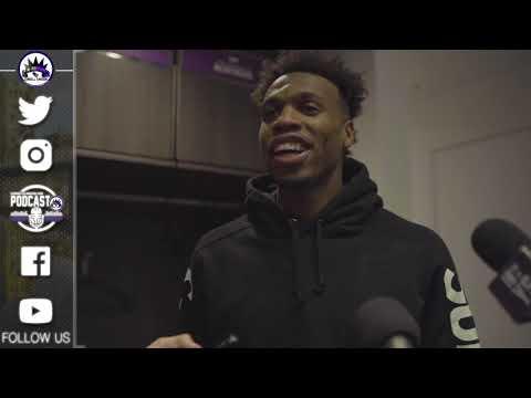 Buddy Hield Post Game Interview - Sacramento Kings | 2018-19 NBA Season