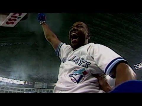 Must C Classic: Joe Carter belts threerun walkoff homer to win 1993 World Series