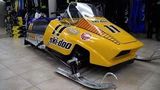 Bobby Donahue's 1978 Ski-Doo 440 Super Mod