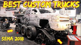Best Trucks of SEMA