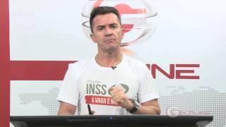 Concurso INSS | Aulão de Rac. Lógico com o prof. Josimar Padilha