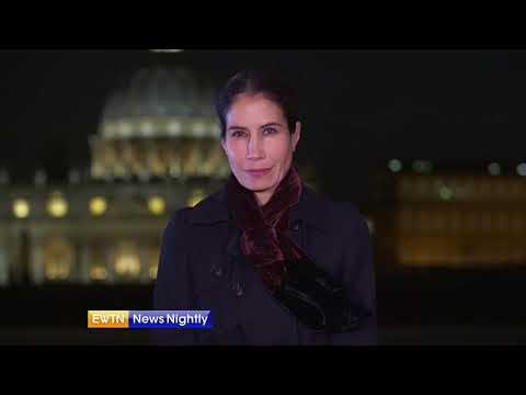 The Vatican's Reaction To Jerusalem As Israel's Capital - ENN 2017-12-11