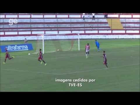 Bangu 0x1 Desportiva Ferroviaria - 3º Rodada Brasileiro Serie D 2017
