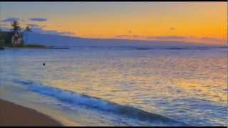 Graeme Revell - Out of Time (Theme Edit) with Relaxing Hawaiian Scenery