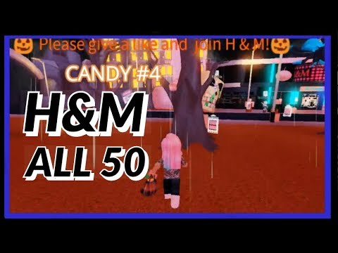 H&M Candy Hunt Royale High