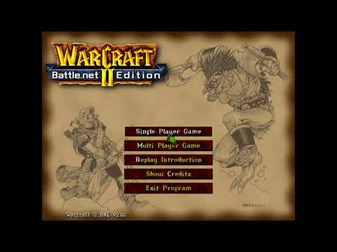 WarCraft 2 - 1v1 and 1v2