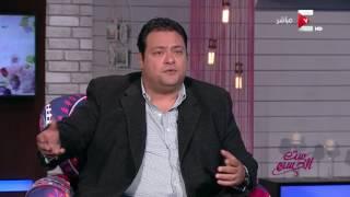 الأكيل وصدفة الأكل مع الفنان مراد مكرم .. ست الحسن