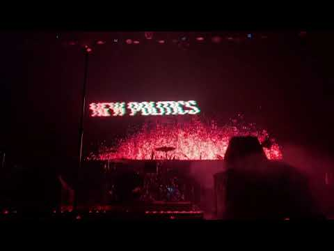 New Politics Unstoppable The 3 Dimensional Tour The Mayan Los Angeles 11/20/19