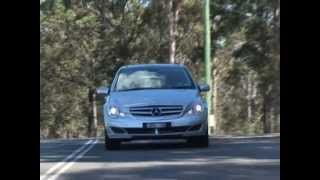 Mercedes-Benz R-Class 2006 | Driving Benz's Sexy People Mover | 4WD | Drive.com.au