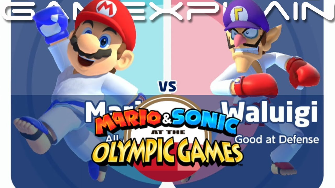 All E3 2020 Games.All Character Costumes In The Mario Sonic At The Tokyo 2020 Olympic Games E3 Demo