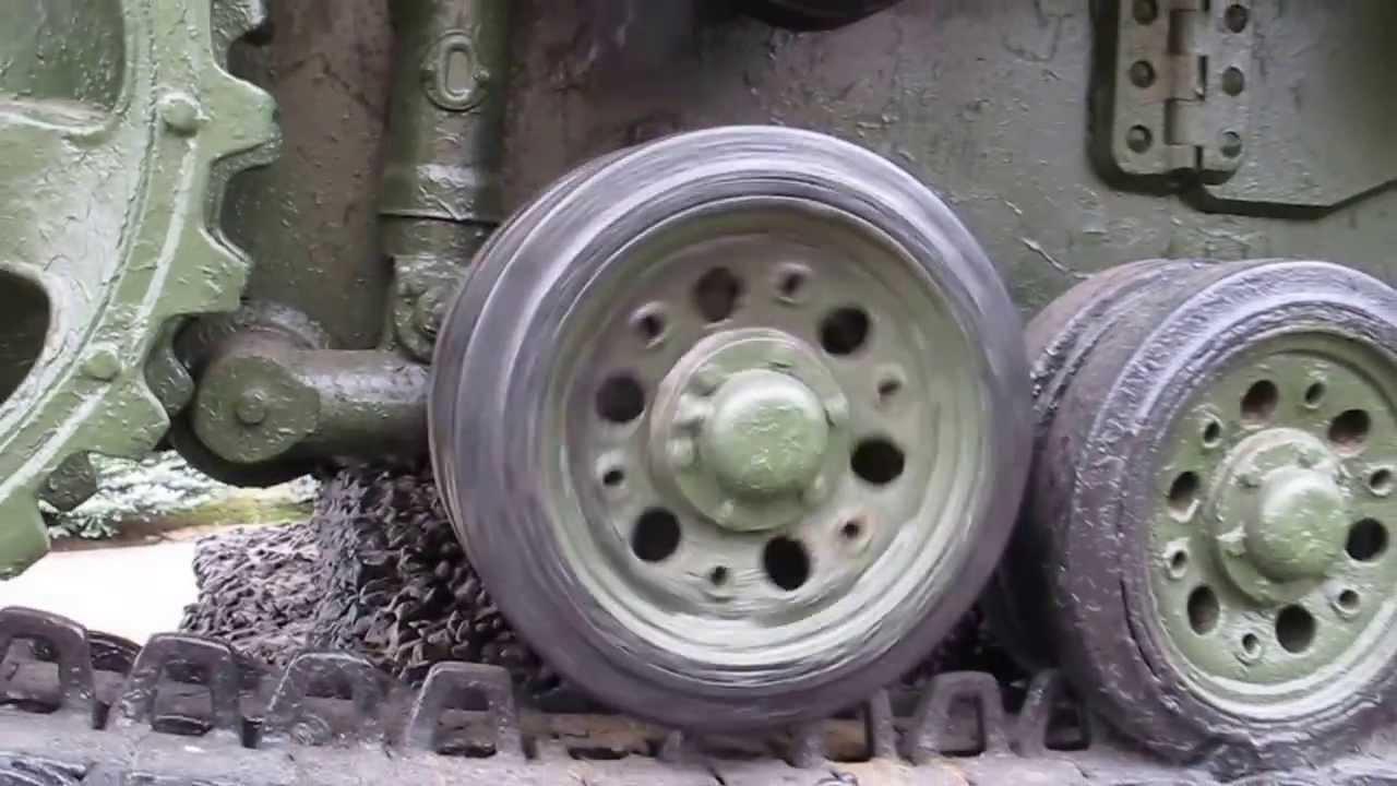 Су-76. Сарны