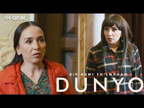 Bir Kami To'lmagan Dunyo (o'zbek Serial) | Бир ками тўлмаган дунё (узбек сериал) 94-qism