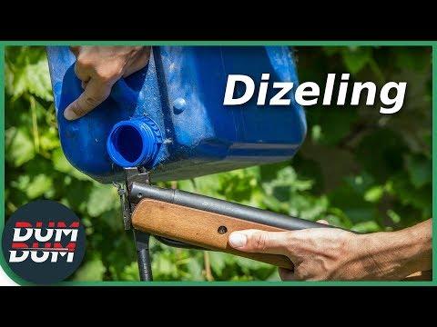 Dizeling kod vazdzušnih