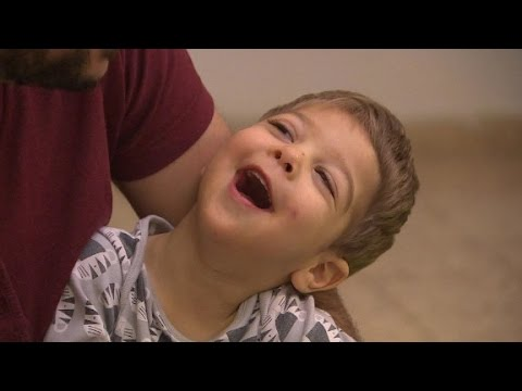Toddler's seizures treated with medical marijuana