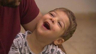 Toddler's seizures treated with medical marijuana