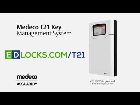 Medeco T21 Electronic Key Management Tutorial - System Settings