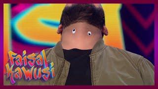 Haarige Angelegenheit! Faisal zeigt seine zwei Gesichter - Faisal Kawusi Show