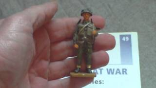 REVIEW,DEL PRADO,MEN AT WAR 1914-1945 NUMBER 49,THE CANADIAN ARMY AT WAR
