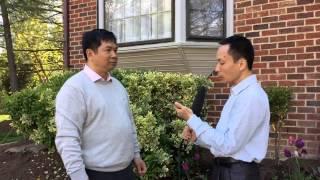 Tiến sỹ Cù Huy Hà Vũ trả lời các câu hỏi của độc giả, khán giả của BBC.