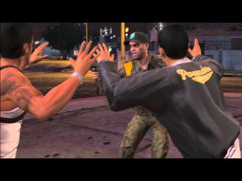 GTA V all Rampages cutscenes