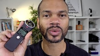 The best mic setup for vlogging with the RX100V - Zoom H1, Rode Mic Go Boya Lav mic Review