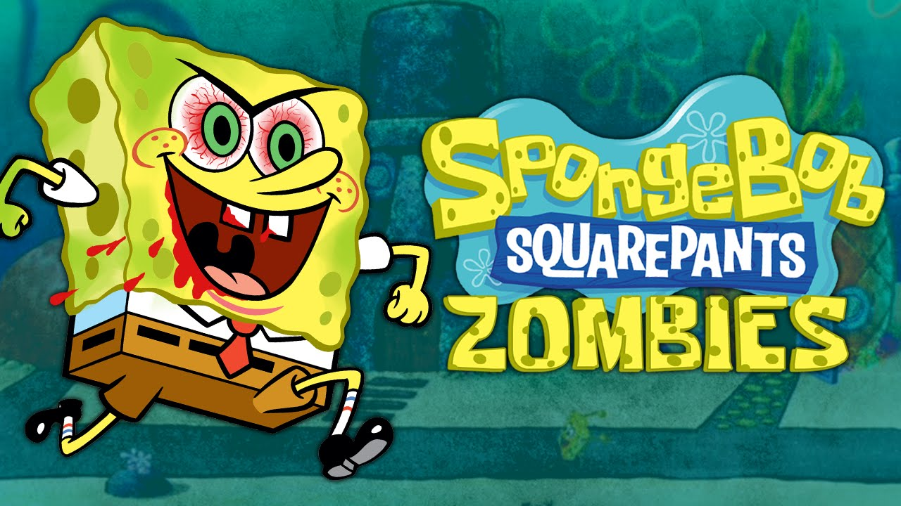 spongebob squarepants zombies call of duty zombies mod zombie