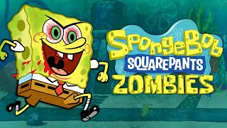 SPONGEBOB SQUAREPANTS ZOMBIES ★ Call of Duty Zombies Mod (Zombie Games)