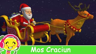 Mos Craciun cu plete dalbe - Cantec de iarna pentru copii