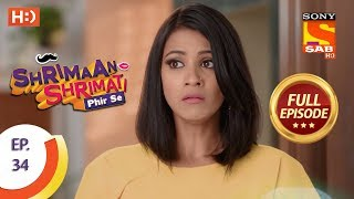 Shrimaan Shrimati Phir Se - Ep 34 - Full Episode - 27th April, 2018