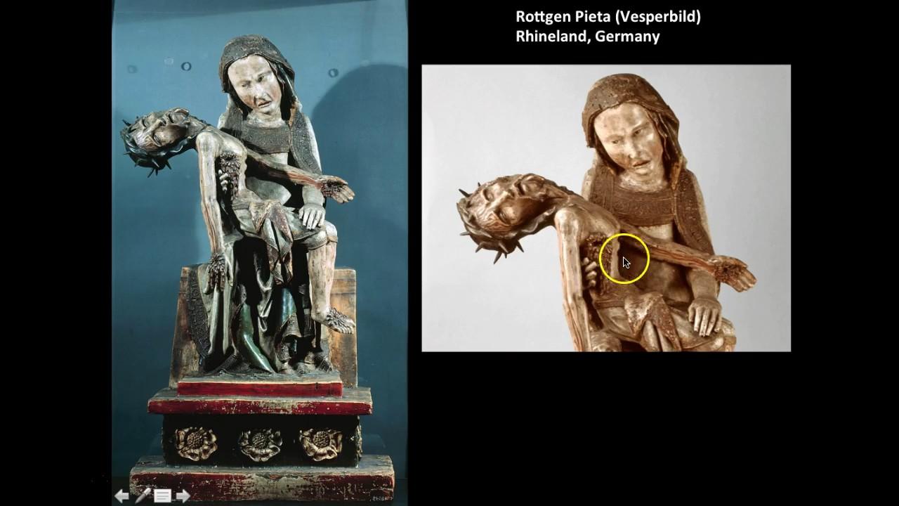 rottgen pieta history