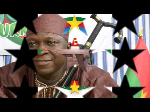 Comedie du Burkina Faso - Rasmane Bassame et Kowete - le riche
