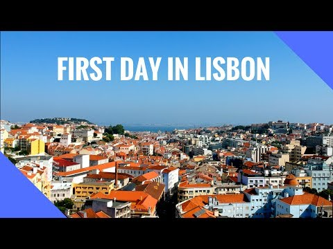 First day in Lisbon