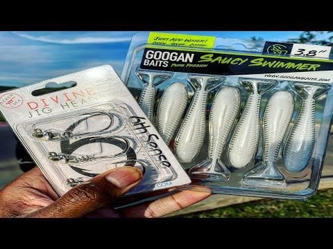 Best Paddle Tail Swimbait Setup For Bass - Throw This Rig For More Bass Now! - Bank Fishing Tips