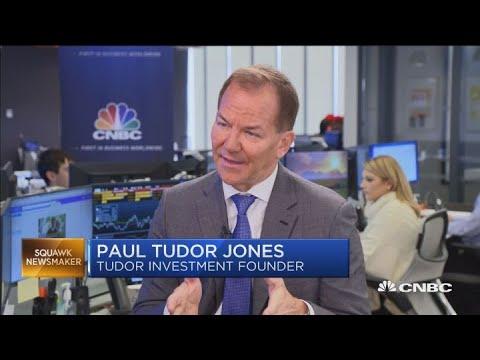 Billionaire investor Paul Tudor Jones: Fed won't hike rates in 2019