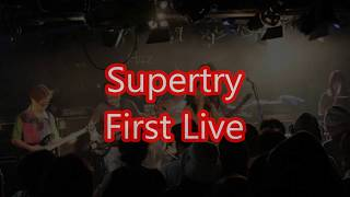 supertry First Live - Dancing on the fire / superfly cover