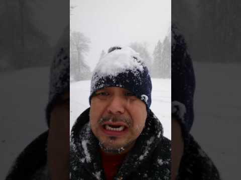 Leech Lake Weather Report Nov. 2016