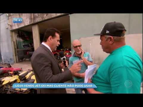 Xerife do Consumidor: loja vende jet ski mas cliente não pode usá-lo