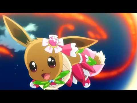 Pokemon|Eeveelutions AMV| Alan Walker Alone