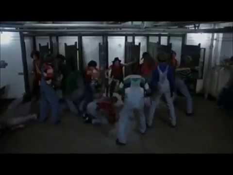 the Warriors vs the Punks