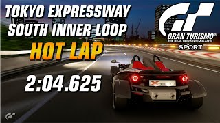 GT Sport Hot Lap // Nations Cup 2019/20 Ex. S2 Rd.5 (N500) // Tokyo Expressway