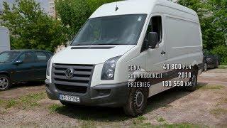 Komfortowy samochód dostawczy produkowany w Polsce! #Zakup_Kontrolowany