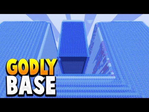 NEW GODLY BASE! | Minecraft FACTIONS #643