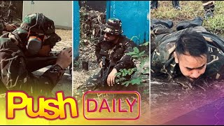 JM de Guzman, isa nang PH Air Force reservist | PUSH Daily