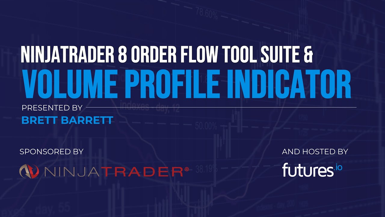 NinjaTrader 8 Order Flow Tool Suite & Volume Profile Indicator