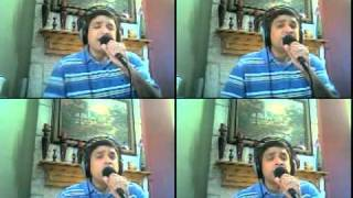 Kitna Haseen Chehra - Karaoke - Kumar Sanu - Dilwale