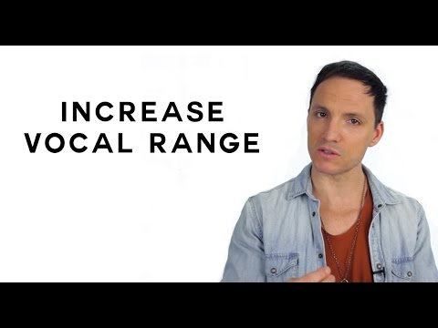 How To Increase Vocal Range Quickly