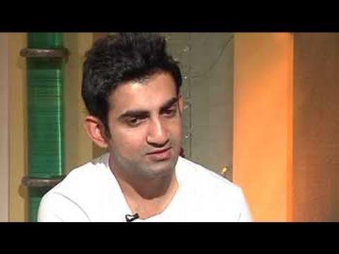 Fortunate that Sehwag's century didn't come against KKR: Gautam Gambhir