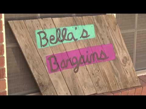 Bella's Thrift Shop at Burges High School